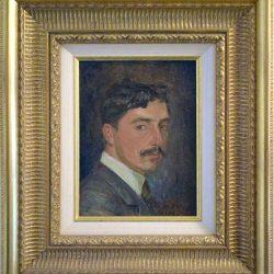 Gaston Autoportrait