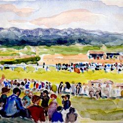 Concours hippique Fontainebleau
