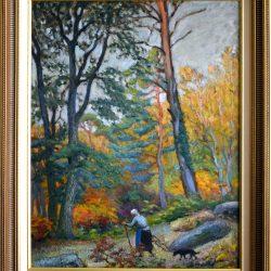 La Mère Marc (forêt de Fontainebleau, Seine & Marne)