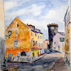 Village en France