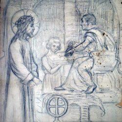 Jésus devant Ponce Pilate