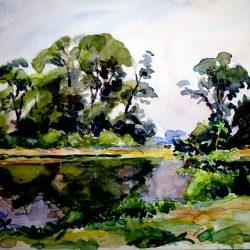 Le Canal Fontainebleau (approche 1)