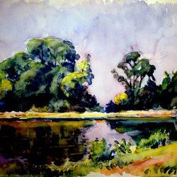 Le Canal Fontainebleau (approche 2)