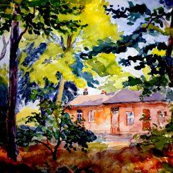 Maison du garde forestier (Fontainebleau)