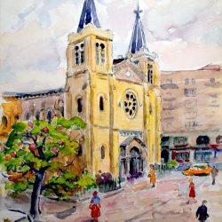 Eglise Saint-Louis de Fontainebleau