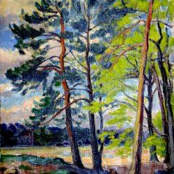 Fontainebleau, « La Clairière »
